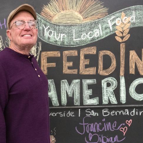 A Volunteer Perspective: James Frame