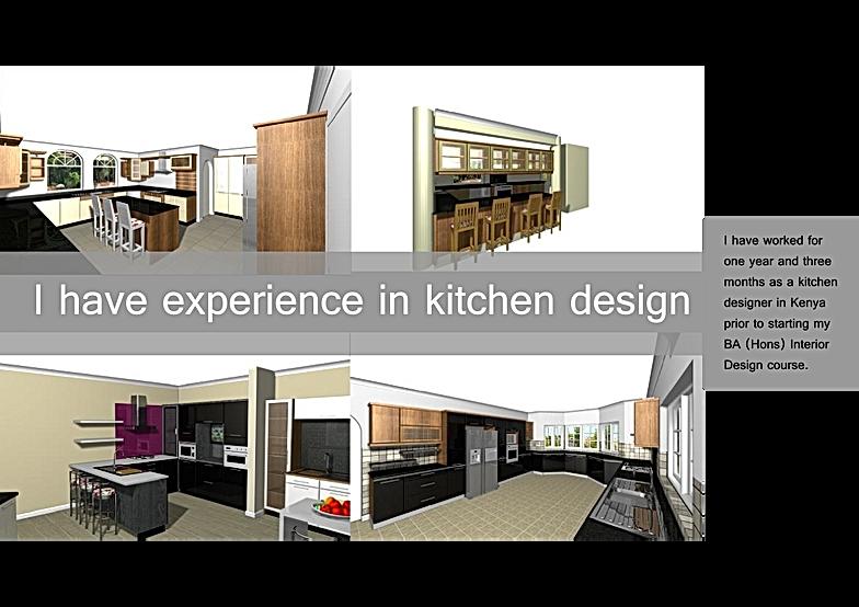 Freelance Kitchen Designer Hampshire
