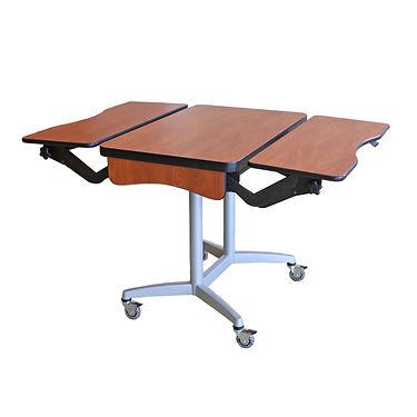 ADA wheelchair accessible table