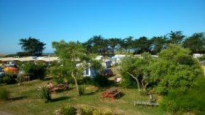 le camping municipal du kerver