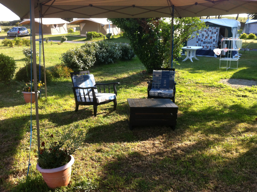 emplacement client camping kerver