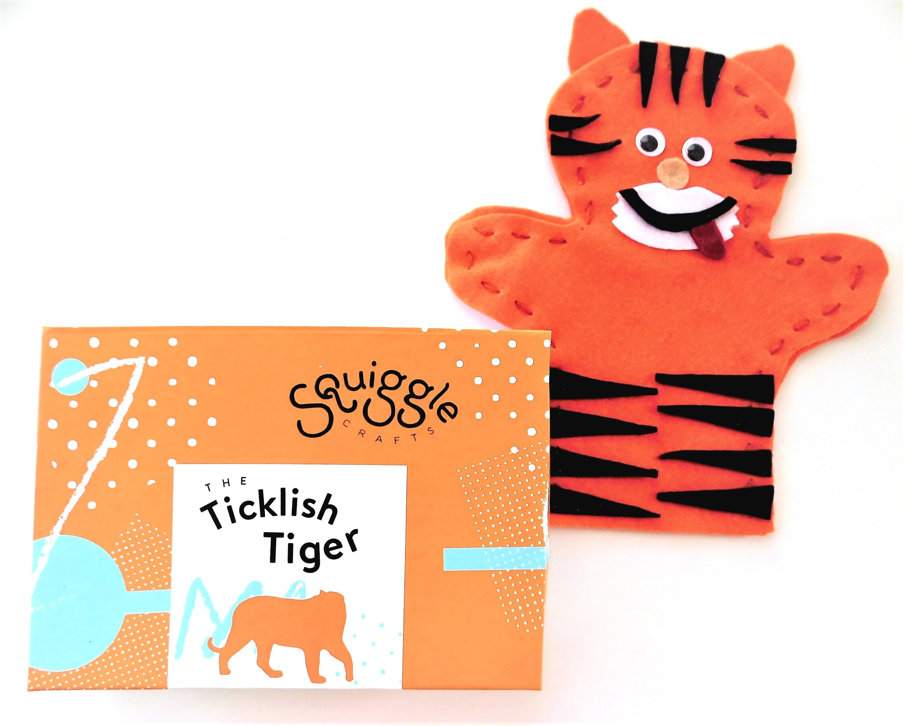 The Ticklish Tiger