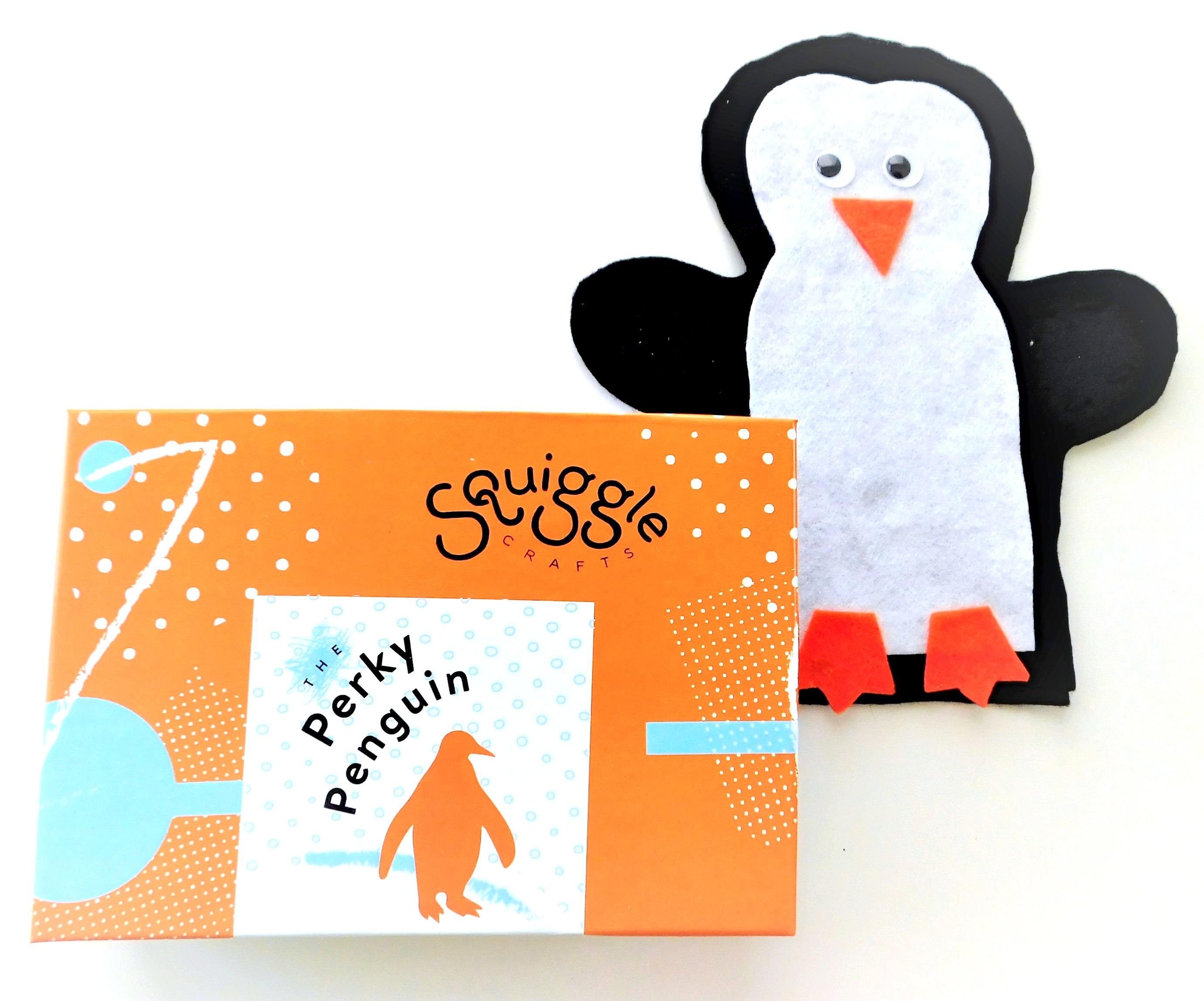 The Perky Penguin