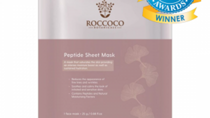 Peptide Sheet Mask
