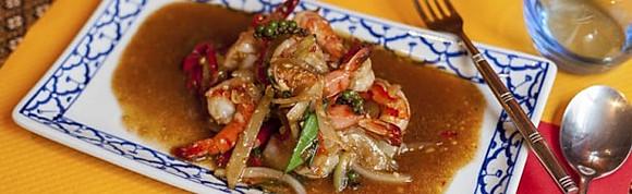 Les Plats au wok