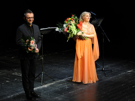 Fantastic concert, unforgettable moments at the Slovak National Opera, Bratislava!