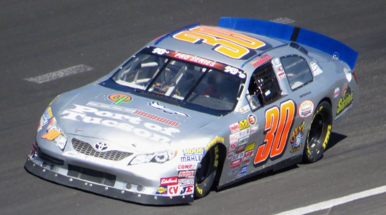 No. 30 Port of Tucson Toyota Camry of Ron Norman