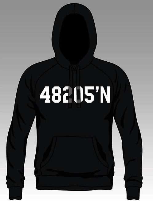 48205'N Hoodie