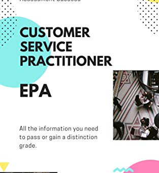 Guide book now available to help apprentices prepare for the Customer Service Practitioner EPA.