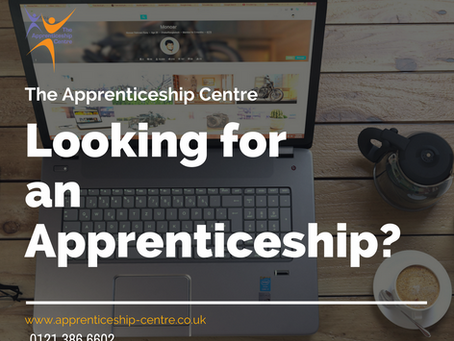 Getting an apprenticeship job
