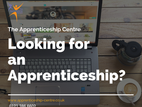 Everything you need to know about applying for apprenticeships!
