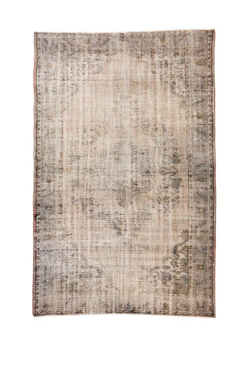 שטיח טלאים עבודת יד ב'ז