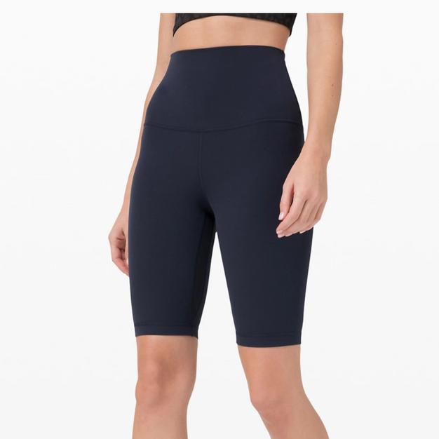 comfiest biker shorts