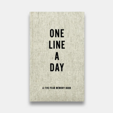 Line a Day Journal