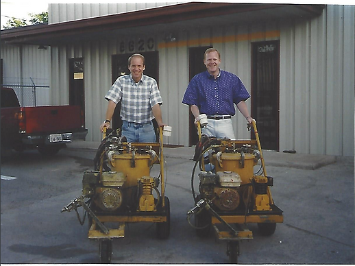 A-1 Construction Services Owners John meador and Chris Janse