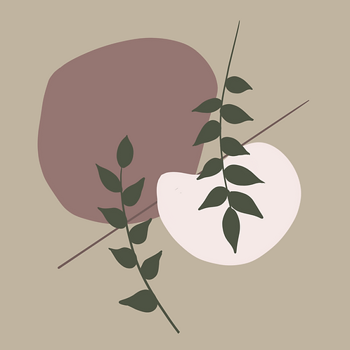 leafy instagram highlight (8pk)