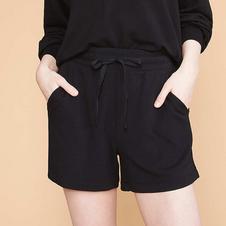 lou & grey plush shorts