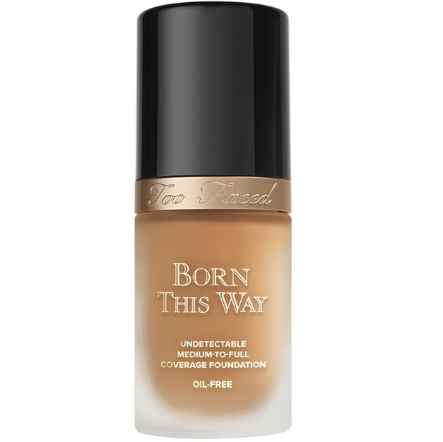 my every-day foundation
