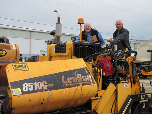 A-1 Construction Services Owners John meador and Chris Janse 2