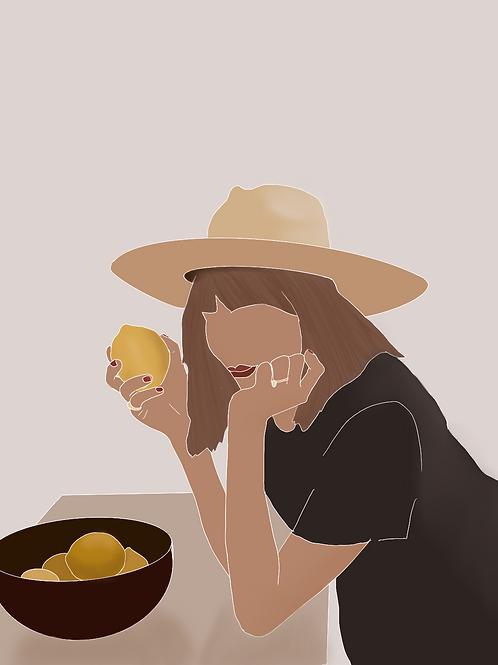 when life gives ya lemons -digital download