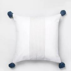 Tassel Throw Pillow