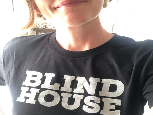 Blind House Woman's Band T