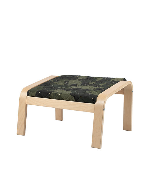 3.IN.ONE Signature STATES CAMO POÄNG FOOTSTOOL