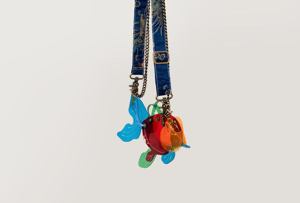 RGBY Goldfish Lantern Bag