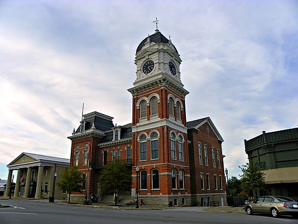 Newton County Court house process server