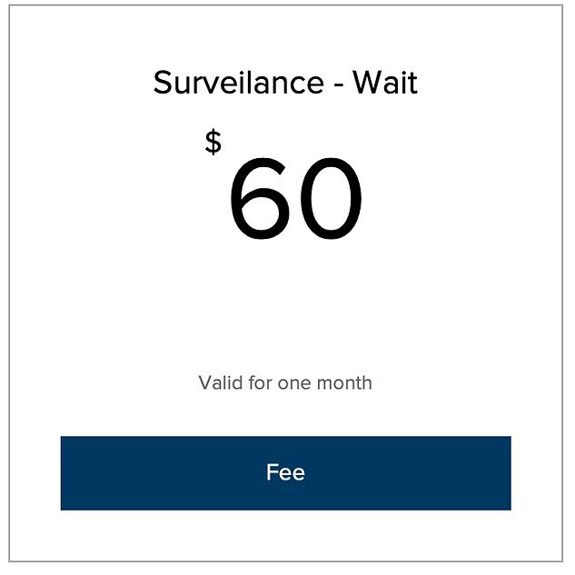 Process Service Wait Time