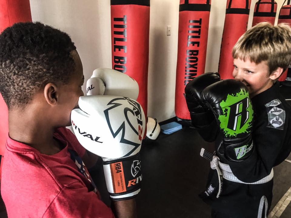 kids boxing jax fl