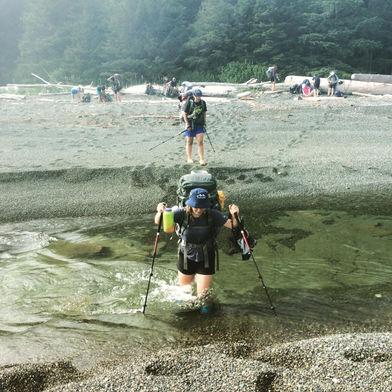 Beano Creek - Nootka Trail