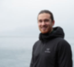 Ben Desrosiers (owner of Gaia Wild Adventures)