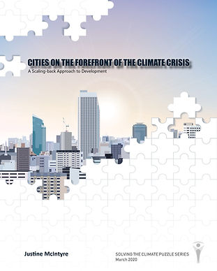 Cities on the forefront of the climate c