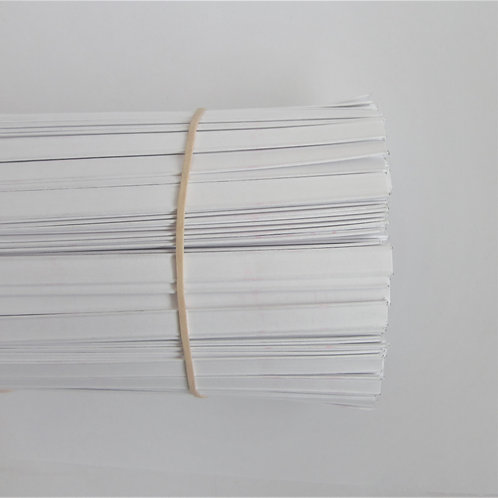Papier Streifenverschlüsse 8mm