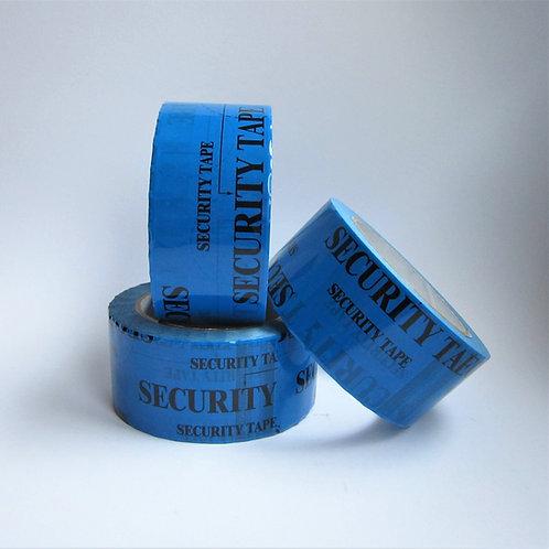 Sicherheitsklebeband blau