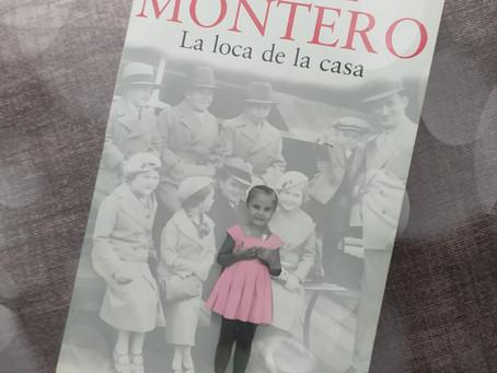 Rosa Montero con... la buena suerte