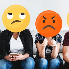 Redes Sociales...y nosotros sensibles.