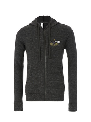 Busted Zipped Hoodie