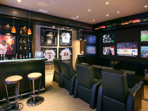 11 Garage Man Cave Ideas for 2021