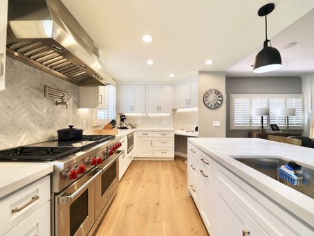 Top Benefits of an Open-Concept Kitchen