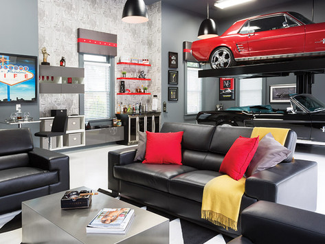 8 Garage Remodel Ideas: Turn Car Storage into an Extension of the Home