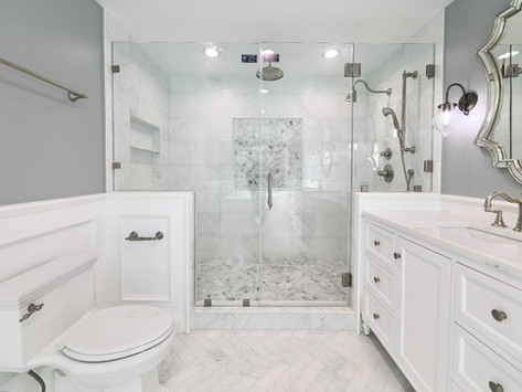 A Calabasas Bathroom Remodeling Project