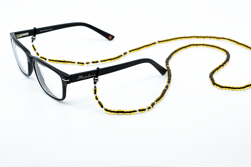 Beaded string for glasses #GLA009
