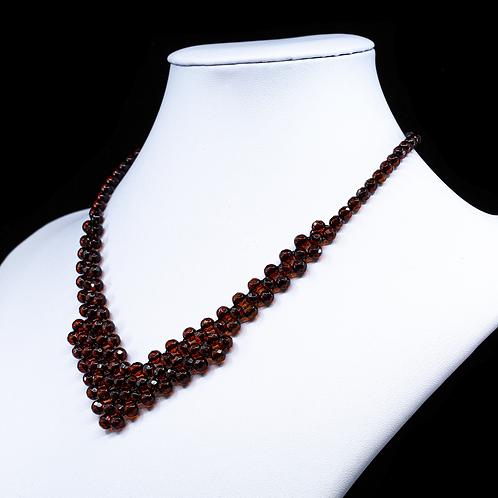 Amber Necklace #MUN041