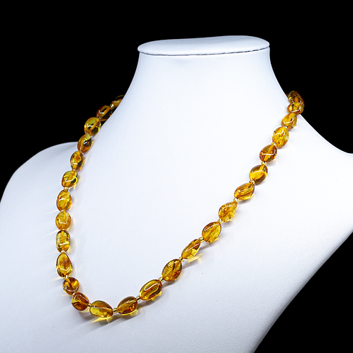 Amber Necklace #CAN003