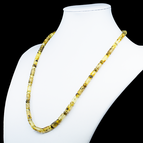 Amber Necklace #CYLN011