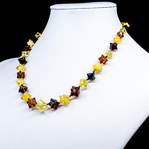 Amber Necklace #HEDGN005