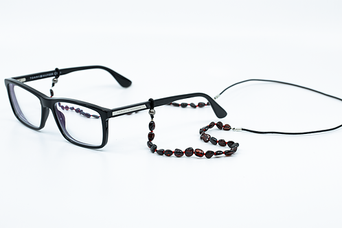 Beaded string for glasses #GLA030