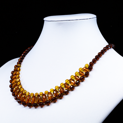 Amber Necklace #MUN017